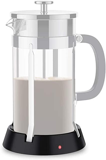 BREVO 35W Electric Warmer Heat Preservation for Coffee /& Tea Maker Glass Pot Included