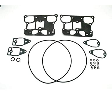 Amazon Com Ss Cycle Gasket Kit For Early Style Ss Rocker Boxes