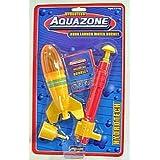 Toysmith Kids Aqua Launch Water Powered Space Rocket