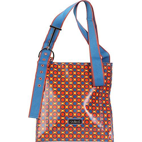 Hadaki Cassandra Cross Bag Sling Body Dots Printed Scoop vxCrvwZq