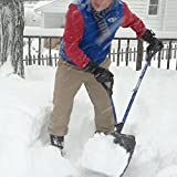 Snow Joe SJ-SHLV01 Shovelution Strain-Reducing Snow