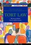 img - for Tort Law: Casebooks for the Common Law of Europe (Ius Commune Casebooks for the Common Law of Europe) by Walter Van Gerven (2001-01-22) book / textbook / text book