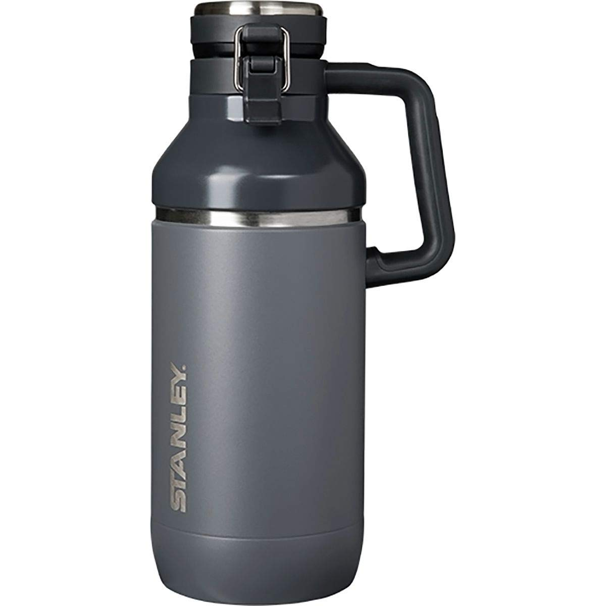 Stanley GO Growler with Ceramivac, One Size, Asphalt