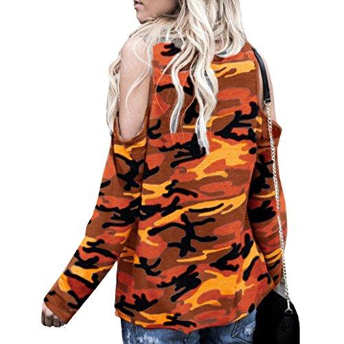 Chemisier Femme Chemisier Chemisier Xmiral Orange Orange Xmiral Xmiral Femme Xmiral Orange Femme OqAgC