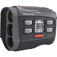 Bushnell BUNDLE   2018 Hybrid Golf Laser Rangefinder GPS + 2(two) CR2 Batteries + Custom Ball Marker Hat Clip Set (American Eagle)