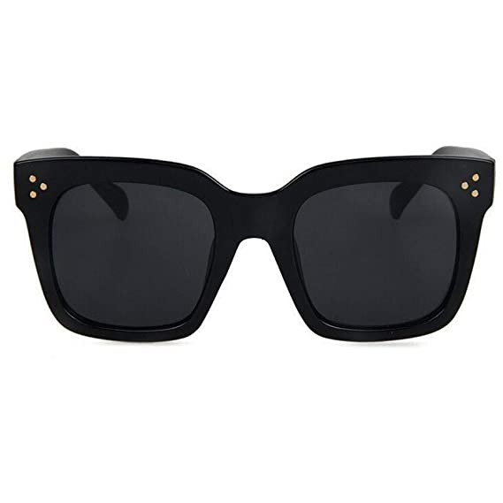 ZRTYJ Gafas de Sol Moda Kim Kardashian Gafas de Sol Lady ...
