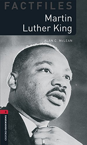 Oxford Bookworms Library Factfiles: Oxford Bookworms 3. Martin Luther King MP3 Pack