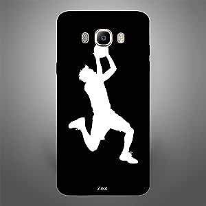 Samsung Galaxy J7 2016 Basketball BnW, Zoot Designer Phone Covers