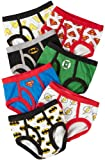 Handcraft Little Boys  Justice League Logo Brief (Pack of 7)