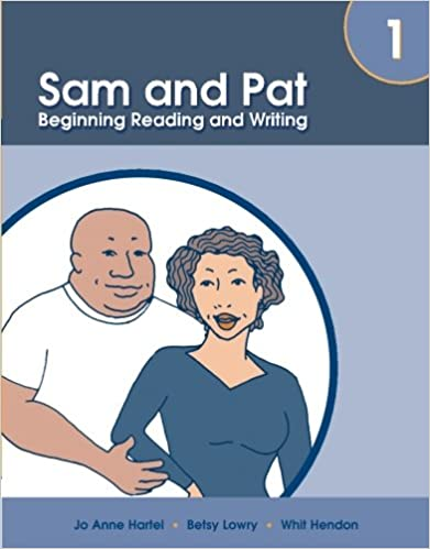 Sam and Pat Book 1: Beginning Reading and Writing 1st Edition