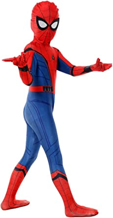 Miss Chen Kids Bodysuit Superhero Costumes Lycra Spandex Halloween Cosplay Costumes