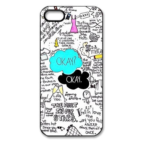 The Fault In Our Stars Hard Case for iPhone SE/5S/5 - 1