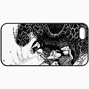 Customized Cellphone Case Back Cover For iPhone 5 5S, Protective Hardshell Case Personalized Zebra Noise Bazookaaa By Ultimatefight Dhsi Black