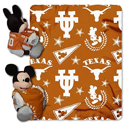 Northwest Company Texas Longhorns Blanket Disney Hugger