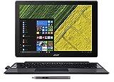 "Acer Switch Alpha 12 2 in 1 Laptop/Tablet, 12"" Quad HD 2160 x 1440 Touchscreen, Intel Core i7, 8GB Memory, 256GB SSD, Windows 10 Pro, Keyboard & Stylus"