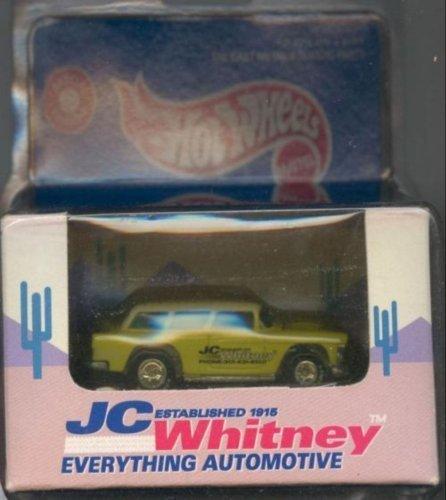 Hot Wheels JC Whitney Nomad Station Wagon Yellow