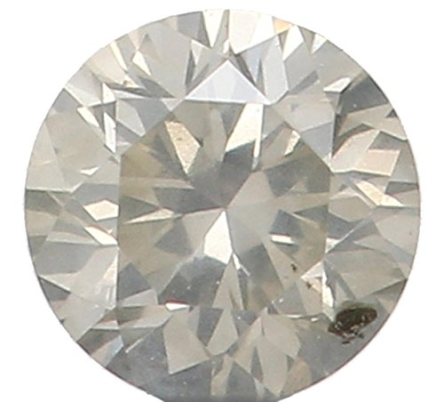 Narshiha Natural Loose Diamonds Cut Round I Color SI2 Clarity 2.50X1.70 MM 0.067 Ct N5185 0.067 Ct Diamond