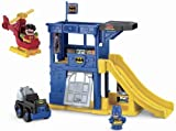 Fisher-Price Little People DC Super Friends Batcave Playset