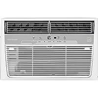 Frigidaire FFRC0833R1 Cool Connect 8,000 BTU 115V Window-Mounted Air Conditioner