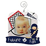 Toronto Maple Leafs Rink Future Fan Picture Frame Christmas Ornament