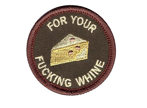 Boy Scout Merit Badges (For your F-cking Whine Boy Scouts Merit Badge Morale Funny Patch)