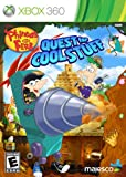 xbox 360 quest games - Phineas and Ferb: Quest for Cool Stuff - Xbox 360