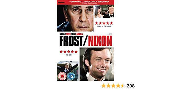 Frost/Nixon [DVD] [Reino Unido]: Amazon.es: Frank Langella ...