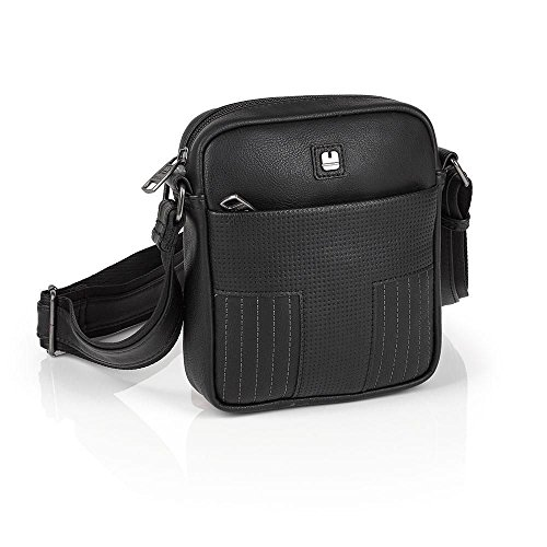 Men's Bag Gabol Shoulder Black Shoulder Shoulder Men's Bag Gabol Black Gabol Men's HEaqdzWnww