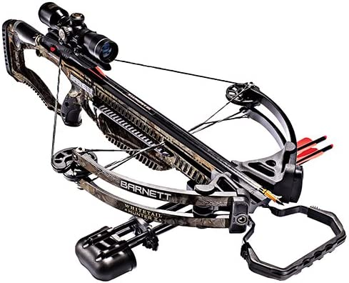 Best Bows for Women: Barnett Whitetail Hunter II Crossbow