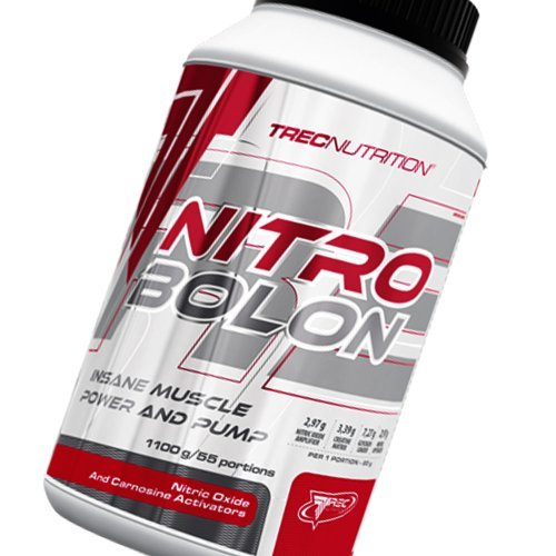 Unleash Your Power - Nitrobolon 550g Orange - Volcano Energy by MagicSupplements by MagicSupplements