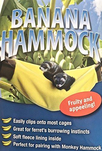 Hammock Marshall (FERRET/SUGAR GLIDER BANANA HANGING HAMMOCK)