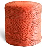 CWC Synthetic Small Baler Polypro Twine (7200' - 170 Knot, Orange)