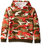 Under Armour Rival Printed Hoodie, Martian Red