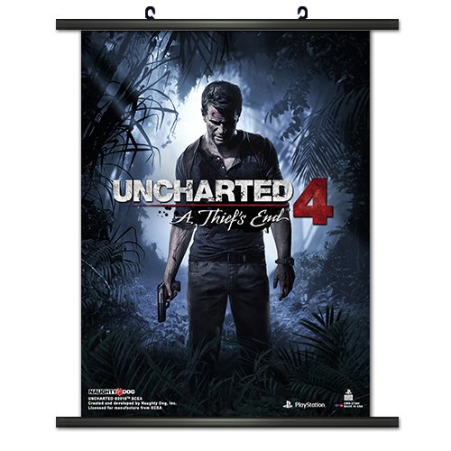 CWS Media Group Officially Licensed Uncharted 4 A Thief's En
