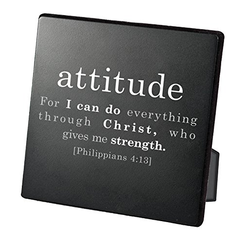 Lighthouse Christian Products Simple Attitude