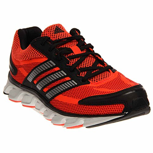 adidas Performance Men's Powerblaze M Running Shoe Solar Red/Metallic/Silver/Black 10.5 M US
