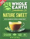 Best Stevia Sweeteners - Whole Earth Nature Sweet With Stevia & Monk Review