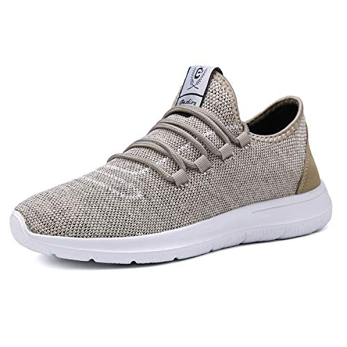 XUNMU Men's Walking Shoes Mesh Casual Athletic Shoes Running Shoes Lightweight Breathable Fashion Sneakers 1