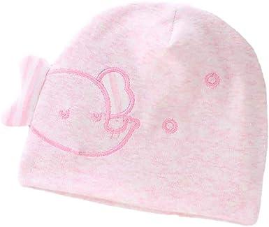 Hosaire 1X Recién Nacido Gorro de Algodón Caliente Sombreros Lindo Elefante Suave Bebé Gorra para Invierno Otoño: Amazon.es: Ropa y accesorios