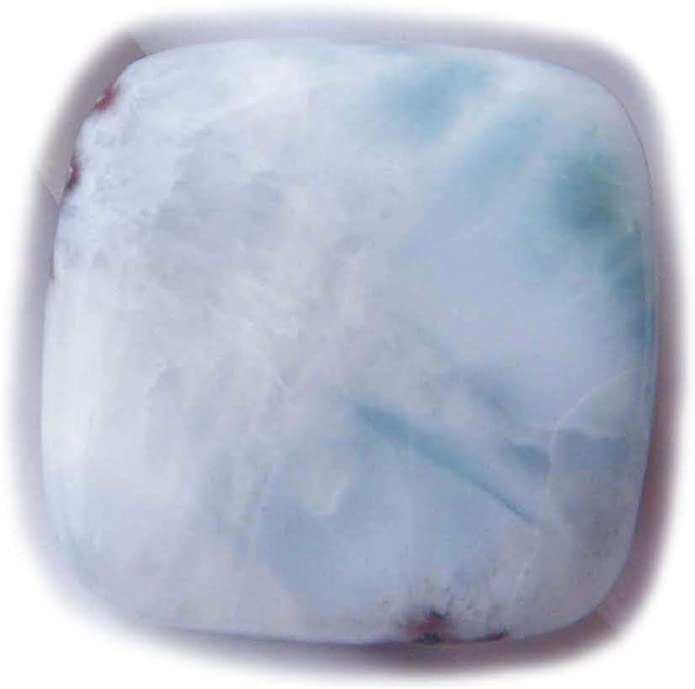 Unique Top Grade Quality 100/% Natural Larimar Oval Shape Cabochon Loose Gemstone For Making Jewelry 12.5 Ct 20X15X6 mm SG-75