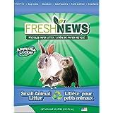 Fresh News Paper Small Animal Litter, 10,000cc