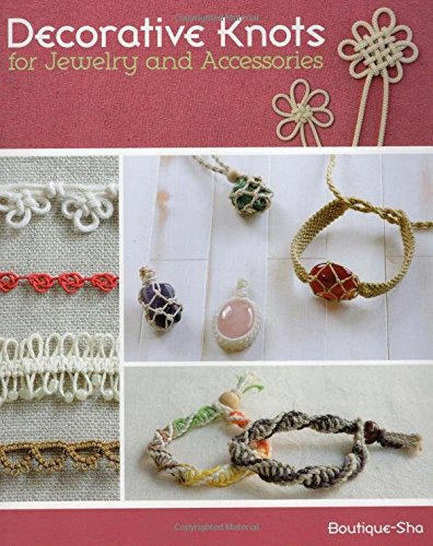 Decorative Knots for Jewelry and