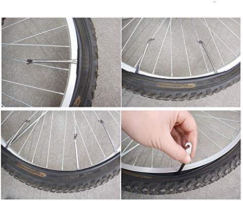 Fuerte y duradero Palancas de llantas de bicicleta, palancas de ...