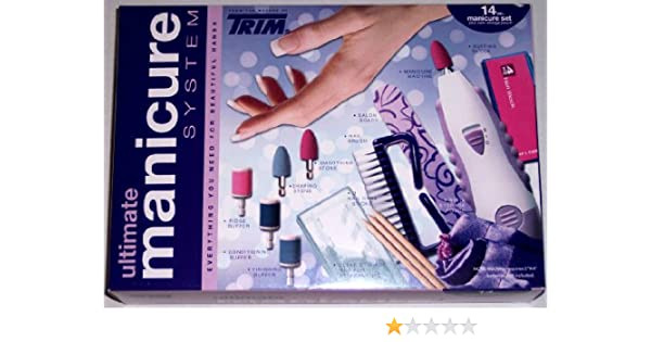 Jcmaster manicure and pedicure set 5 in 1 professional electric.