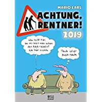 Achtung, Rentner! 2019: Mario Lars
