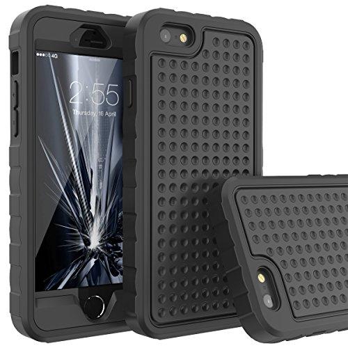 iPhone 6 Plus 6S Plus Case, WeLoveCase Anti-Slip Rugged Armo