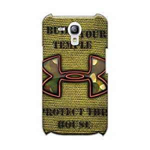 WayneSnook Samsung Galaxy S3 Mini Great Cell-phone Hard Covers Unique Design HD Under Armour Skin [GDM2407cpZe]