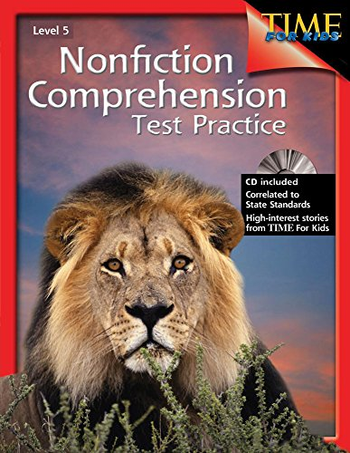 Nonfiction Comprehension Test Practice Level 5 -