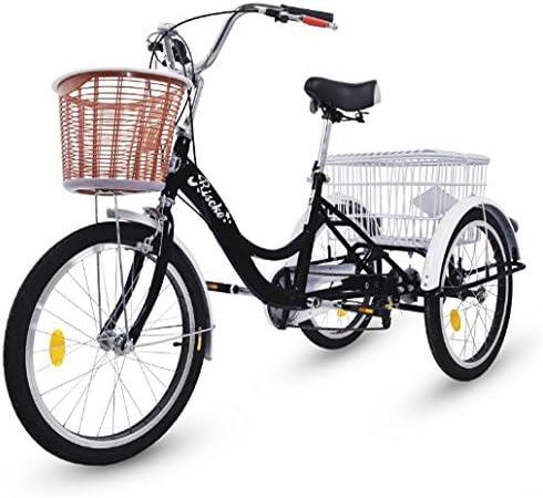 Triciclo Para Adultos: Amazon.es: Jardín