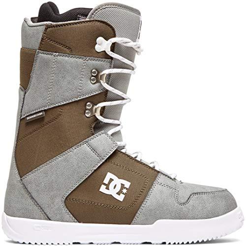 DC Phase Snowboard Boots Mens Sz 10.5 Grey